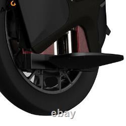 KingSong S18 1110Wh Battery, 2200W Motor, Full-Body Suspension EUC (Black)