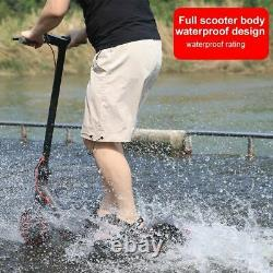 Long Range 35KM Pro Electric Scooter 350W Adult Waterproof 25Km/h With APP UK