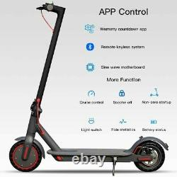Long Range AOVO Pro M365 Electric Scooter 350W Adult Waterproof 31Km/h With APP