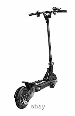 MIKA Predator PRO Off Road Electric Scooter 2000W Motor, Dual Disc Brakes USA
