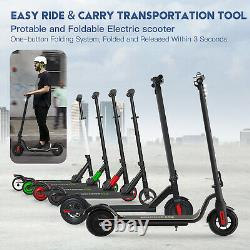 Megawheels Electric Scooter Adult Folding E-Scooter Portable Kick Scooter