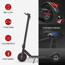 Megawheels Foldable E-scooter 14mph Lg Batt Portable Electric Adult Scooter Used