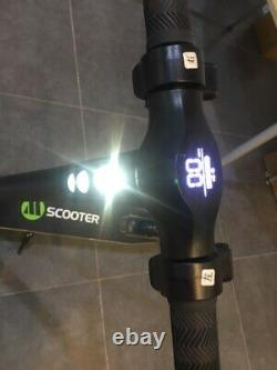 Megawheels S10 Foldable Electric Scooter 7.5ah Batt 14mph Adult E-scooter Used