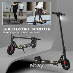 Megawheels S10 Folding Electric Scooter Up to 16MPH Long Range Adult E-Scooter