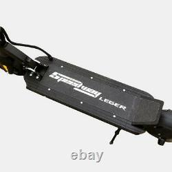 Minimotors Speedway Leger Folding Electric Scooter 500W 48V BLDC Dual Hub Motor