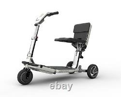 MovingLife ATTO High-End Folding Lightweight Mobility Scooter FAA Compliant