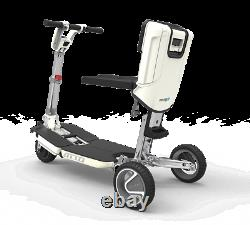MovingLife ATTO High-End Folding Lightweight Mobility Scooter OPEN BOX