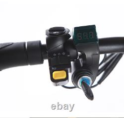 NANROBOT D6+ ELECTRIC SCOOTER 2000W Adult 10''Max 40MPH 50Mile Oil Brake Fold