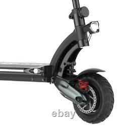 NANROBOT D6+ ELECTRIC SCOOTER 2000W Adult Max 40MPH Disk Brake 80%-90% New