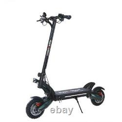 NANROBOT D6+ Electric Scooter 2000W Adult 10 Max speed 40MPH 50Miles Dual Motor