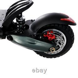 NANROBOT Electric Scooter 2000W D6+ 10'' Adult Folding Max 40MPH Disk Brake US