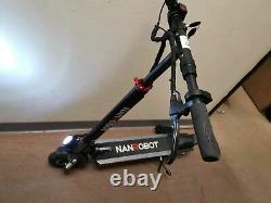 NANROBOT Electric Scooter X4 1.0 3500w 20MPH 20Miles 80%-90% New
