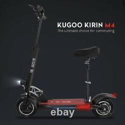 NEW Kugoo Kirin M4 Electric Scooter 500W 45KM Range Original EU Version