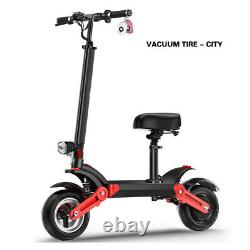 NEW Off Road High Speed Electric Scooter 48v10.4Ah Can be Foldable With seat
