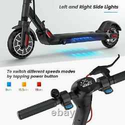 New 2021 Electric Scooter Long Range Folding, Adult Kick E-scooter Smart Control