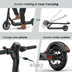 New Electric Scooter For Adults or Kids 19 MPH Max Speed 21 Mile Range 350W