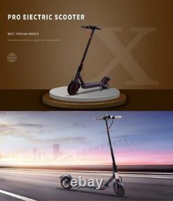 New Max366 Adult Electric Scooter 350W Waterproof Long Range 25Km/h FAST SHIP