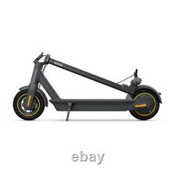 Ninebot MAX G30P Electric Scooter, Portable Folding + Free Protective Gear Set