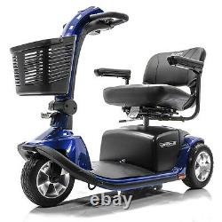 Pride VICTORY 10 NEW 3-Wheel Electric Mobility Scooter SC610 + ACCESSORY BUNDLE