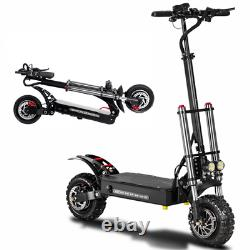 QUICK WHEEL EXPLORER Off Road Electric scooter. 38.4 AH Battery 11inch Wheels