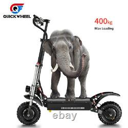 QUICK WHEEL EXPLORER Off Road Electric scooter. 60v 2700w 11inch Wheels