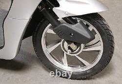 RED Fast 3 Wheel Mobility Scooter, EW-36, Alarm, Batteries, Delivery, Basket