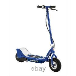 Razor E325 Adult Ride-On 24V High-Torque Motor Electric Powered Scooter, Navy