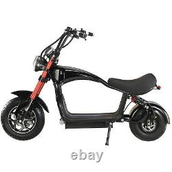 SAY YEAH Electric Scooter 800W Mini Lowboy Lithium Battery 48V10A Citycoco