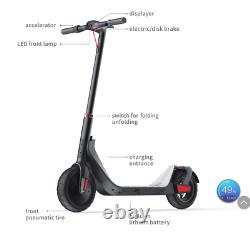 SUNL Kugoo G-Max 500w Foldable Electric Scooter 10 Tire High Speed