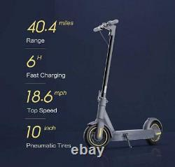 Segway Ninebot MAX G30P Electric Kick Scooter Up to 40 Miles Long-range Battery
