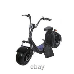 SoverSky Electric City coco Fat Tire Scooter 2000 w Lithium Battery 20Ah SL01