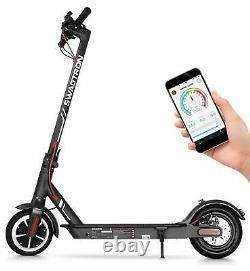 Swagtron High Speed Cruise Control Electric Scooter Portable Folding Swagger-5