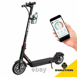 Swagtron Sg-5 Boost App-Enabled Commuter Electric Scooter 300W Motor E-scooter