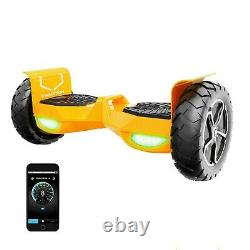 Swagtron T6 Off-Road Kids Bluetooth Hoverboard Electric Scooter Self Balancing