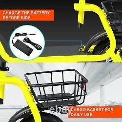 Twist to Power 350Watt eBike Motor Electric Scooter Electric Bike Teenager Adult