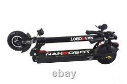 US Ship NANROBOT X4 2.0 Electric Scooter Fold Adult 48V 500W NO Seat New