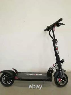 US Stock NANROBOT Used D5+ 1.0 Electric Scooter 2000W 40MPH 90%new