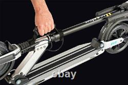 Uscooters New Booster Plus Sport 36v 8.7ah Only 24lb 21mph Long Range Foldable