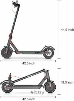 White Mankeel MK083 PRO Electric Scooter 350W High Power Smart 8.5'' Wheel