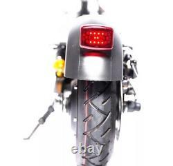 YUME YM-D4+ eScooter, 2000W52V23.4Ah, Dual Drive, 80Km Range, 65Km/h! Quick