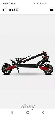 Zero 11x 72v 32ah electric scooter