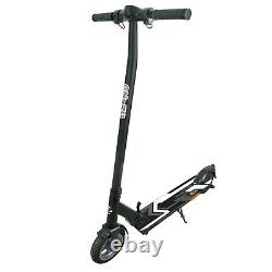 Zinc Eco Electric Scooter Adjustable Wheel Anti Slip Foldable Ebikes