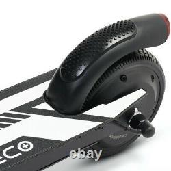 Zinc Eco Plus Electric Scooter 36v 2 Wheel Adjustable Anti Slip Foldable Ebikes